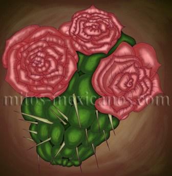 Leyendas mexicanas - Imagen leyenda de Xtabay