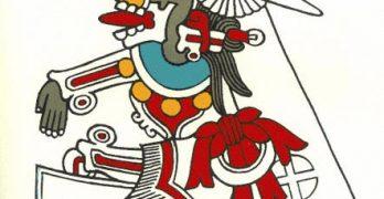 Dioses de la Muerte. Mito prehispánico