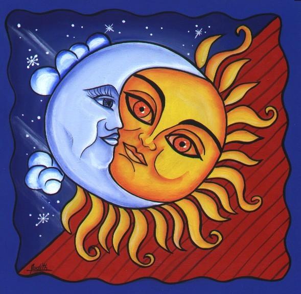leyenda mexicana del sol y la luna