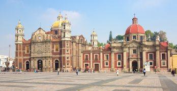 El fantasma de la Basílica de Guadalupe