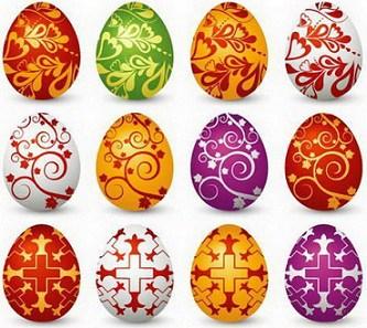 Imagen de huevos de pascua