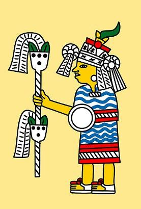 Huixtocíhuatl, la inventora de la sal. Leyenda prehispánica.