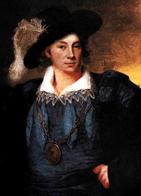 Lorencillo, el pirata, ataca Veracruz.