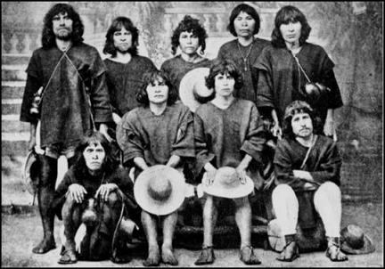 La conquista española según los yaquis.