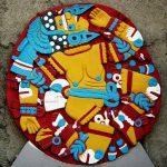 Coyolxauhqui, La de los Cascabeles en las Mejillas