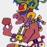 Itzamná, el Señor de los Cielos, la Noche y el Día. Mito maya.