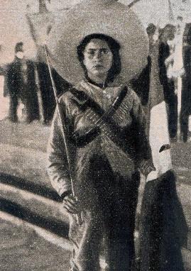 Leyenda mexicana La Adelita