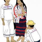 De cómo se dividió el pueblo tacuate. Mito