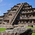 La Pirámide del Tajín. Leyenda totonaca.