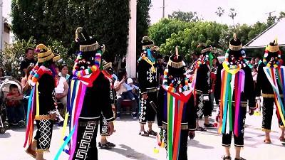 La leyenda de la Danza de los Negritos