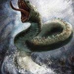 Maija Awi, dios Serpiente del Agua