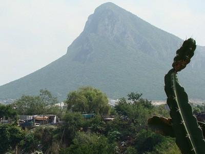 La princesa y el Cerro del Topo Chico