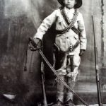 La leyenda del Niño Artillero
