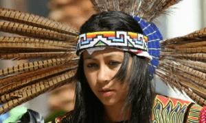 Chulinche y la india chichimeca