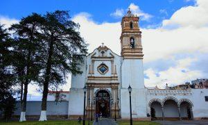 La ermita de la Virgen de Tecaxic