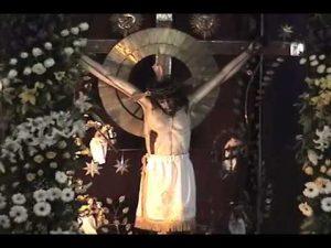Imagen del venerado Señor del Saucito