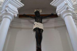 El Cristo negro de Aconchi