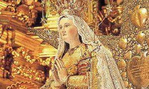 La Virgen del Santuario de Ocotlán