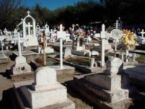 El cementerio de las chicas