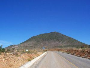 El Cerro Gordo de Miahuatlán