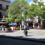 Los enamorados de la Plaza de Zamora