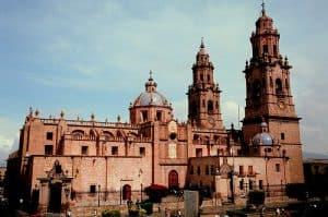 La Catedral de Morelia
