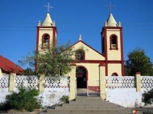 La iglesia de El Triunfo