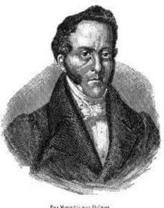 El retrato de don Manuel Gómez Pedraza
