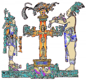 La hermosa Cruz Maya