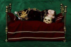 El famoso Santo Niño de las Suertes