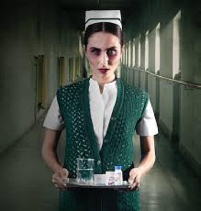 La enfermera traumada