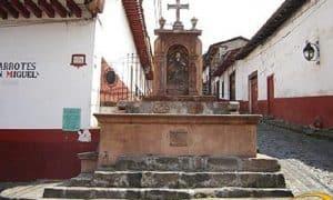 La milagrosa Pila de San Miguel