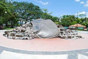 La famosa Piedra Lisa