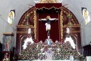 El Cristo Negro de San Román.
