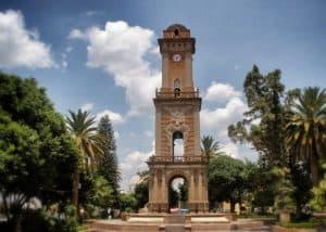La Torre del Reloj de Tecozautla