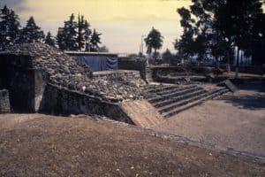 Ruinas del Señorío de Tizatlán