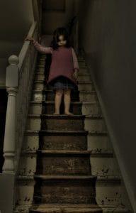 La niña asesinada