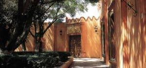 La famosa Casa del Faldón