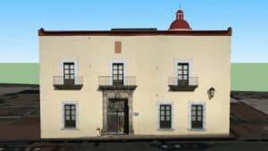 La Casa de la Zacatecana
