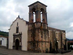 La Iglesia de Tapalpa