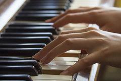 Perla y el piano