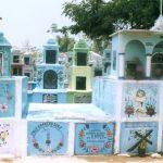 Un cementerio muy particular