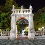 El Jardín de San Marcos y su fantasma