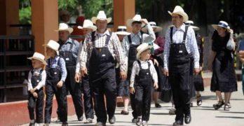 Los legendarios menonitas de México