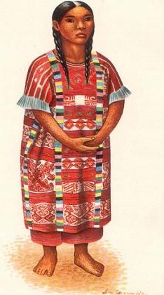 mito mexicano maria tepezcuintle