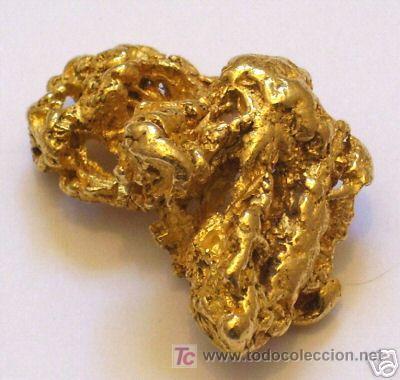 El oro del Cerro Grande
