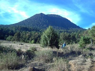 El origen del cerro del Tecolote
