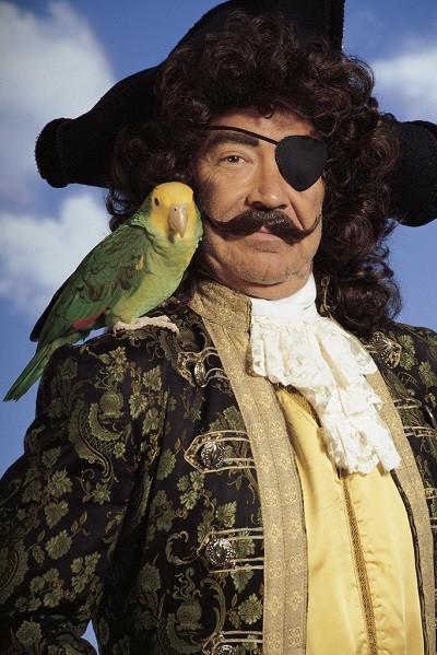 el pirata y la enamorada