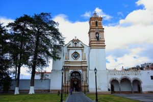 La famosa ermita de Tecaxic