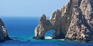 Paisaje marino de Baja California